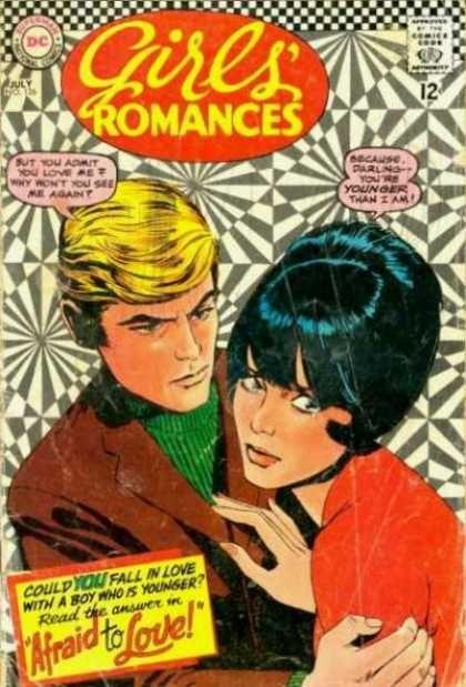 Girls\u0027 Romances 126 I want a hippopotamus for christmas