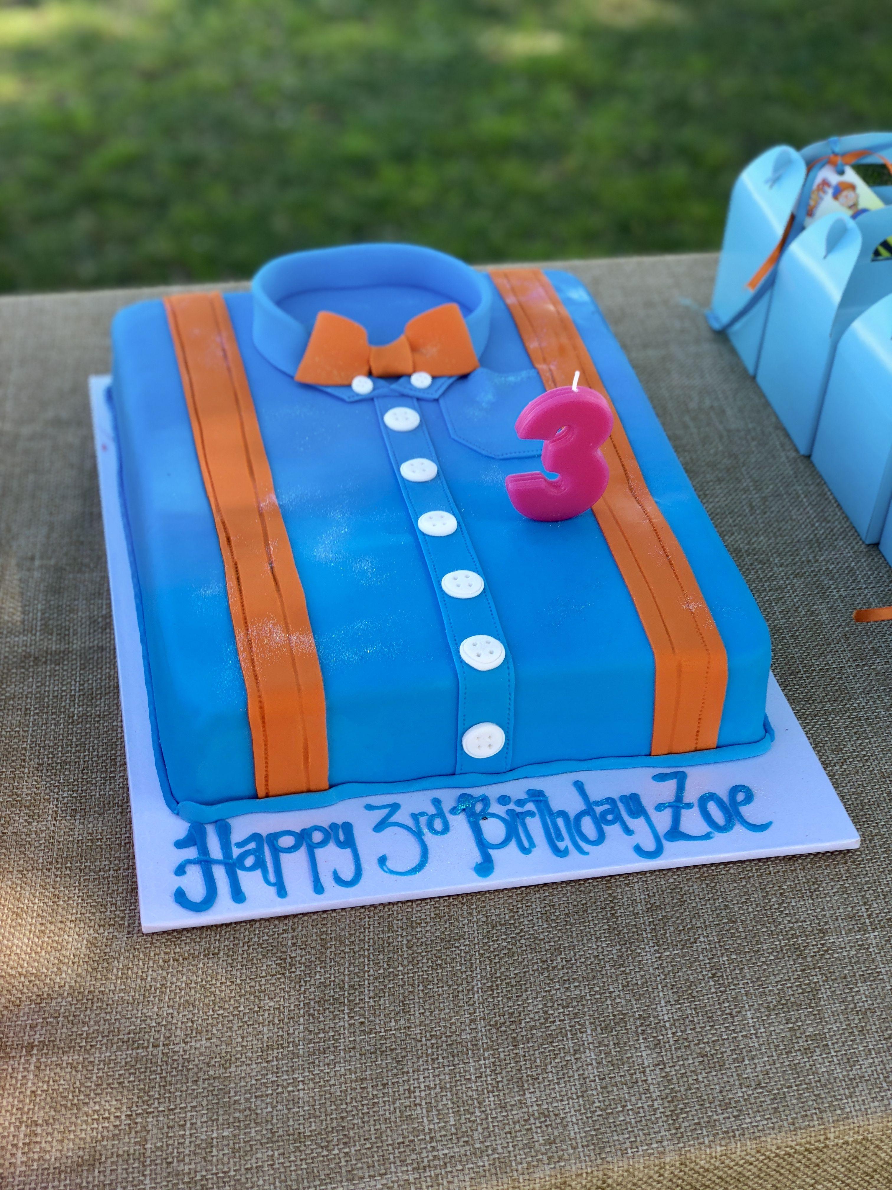 36+ Blippi birthday cake images trends