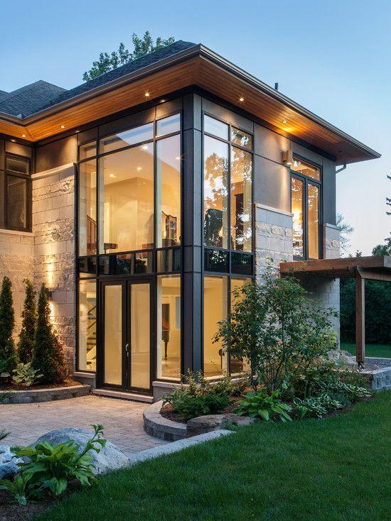 71 Contemporary Exterior Design Photos Haus Architektur
