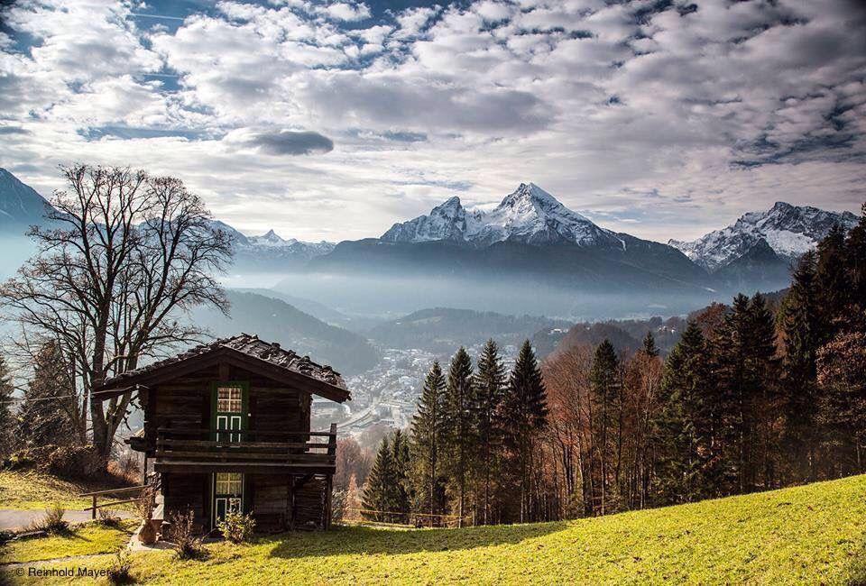 Der Watzman, Bavaria