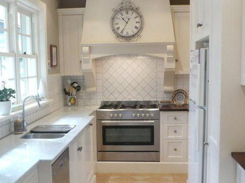 Small Rectangular Kitchen Design Ideas Kitchen Remodel Small