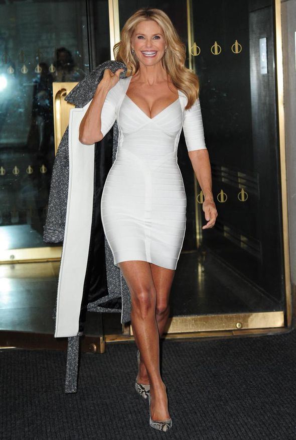 Christie Brinkley admits to using Botox, FILLERS, laser treatment ...