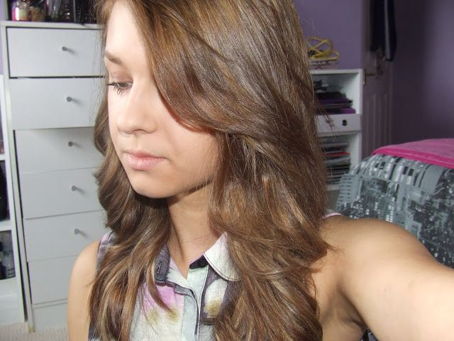 Garnier Olia 63 Light Golden Brown Hair Hair Pinterest Light