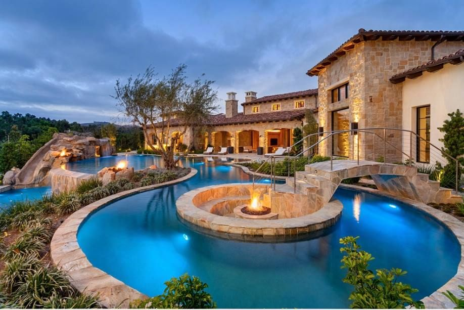 Fogueira Residential Pool Dream Pools Pool