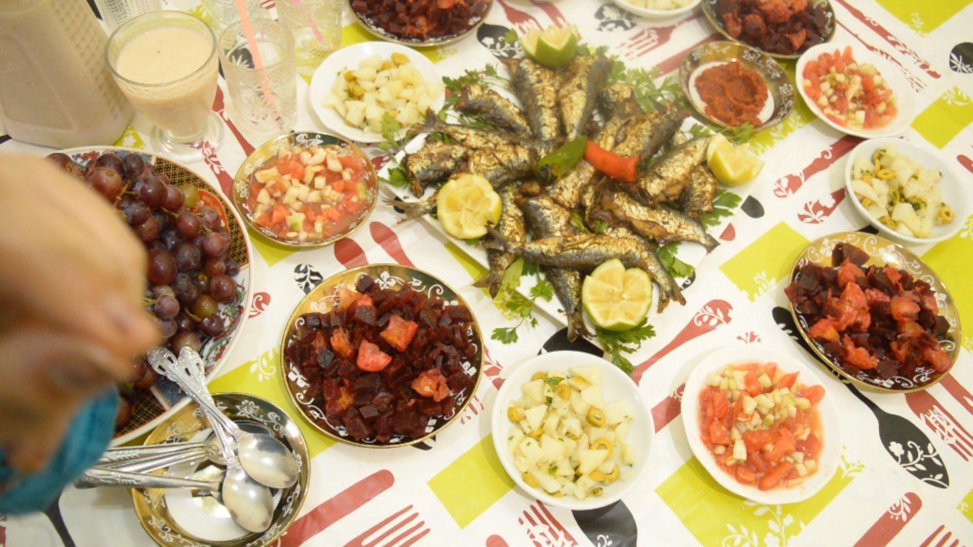 وجبة غذاء صيفية بسيطة سهلة رخيصة وصحية جدا تصلح للحمية الريجيم
