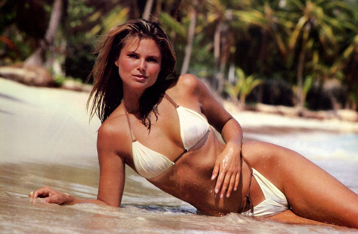 Christie Brinkley Swimsuit Now