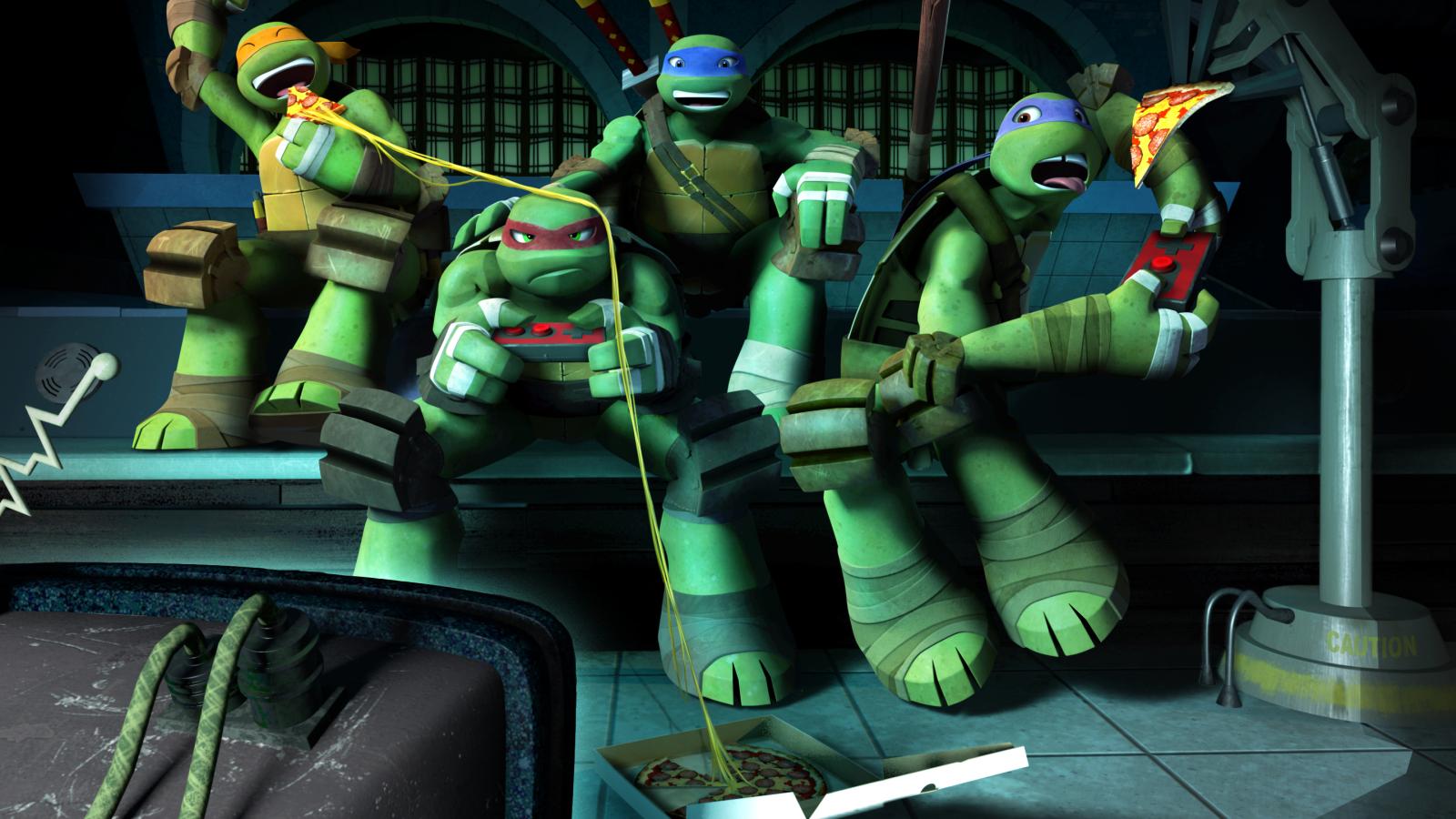 Teenage Mutant Ninja Turtles Is Getting A New Four Player Arcade Game Tmnt Teenage Mutant Ninja Turtles Teenage Mutant Ninja