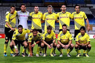 EQUIPOS DE FÚTBOL: BORUSSIA DORTMUND contra Olympique de Marsella 28/09/2011