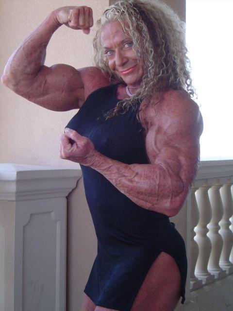 FBB Trudy Ireland | Power girls | Pinterest | Bodybuilder ...