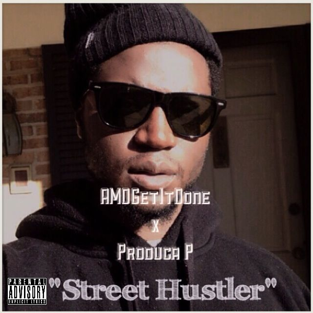 """AmoGetItDone is back with his latest single from his upcoming project.  The track is a collaboration with fellow DMV Native and Producer """"Produca P"""".  #Amo #AmoGetItDone #ProducaP #BoshokLife #StreetHustler #Wale #DMV"""
