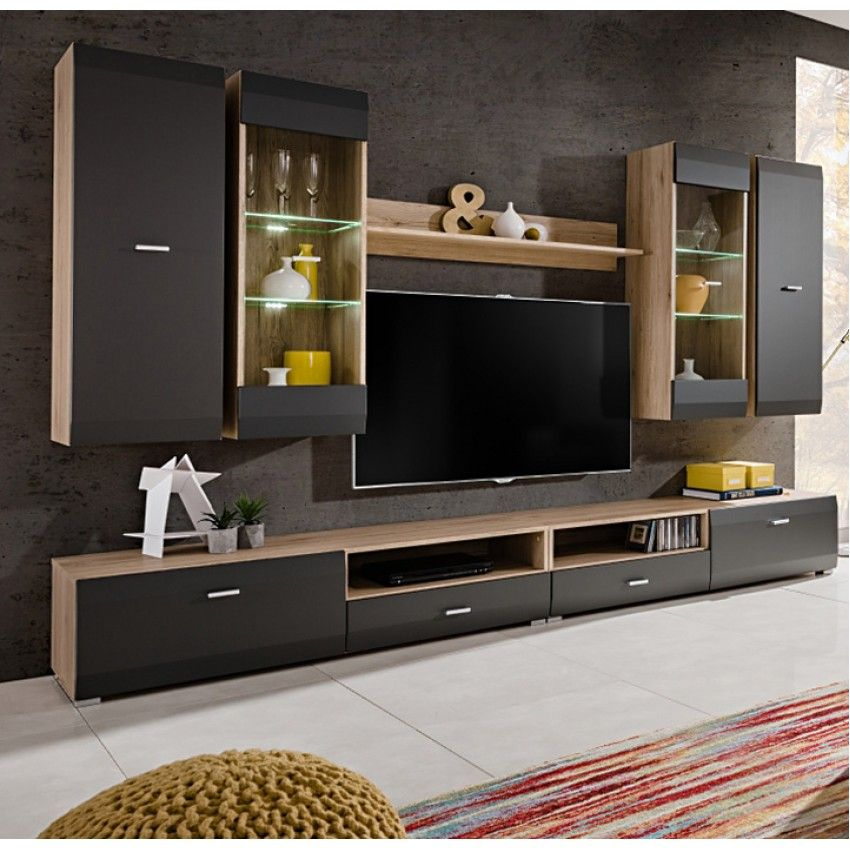 Cliff Entertainment Center Tv Cabinet Design Living Room Tv