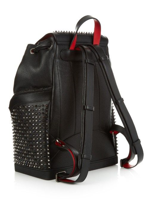 c2939d263cb Christian Louboutin Explorafunk studded leather backpack | Bags I ...
