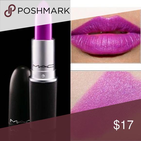 up the amp mac lipstick