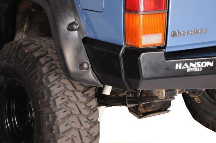 Hanson Xj Rear Lower Rocker Panels Panel Siding Jeep Jeep Xj