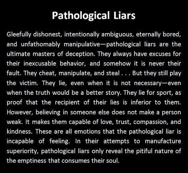 How To Know If You're Dating A Pathological Liar