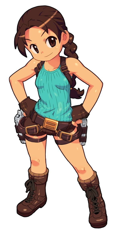 Young Lara Tomb Raider Lara Croft Tomb Raider Tomb Raider Game