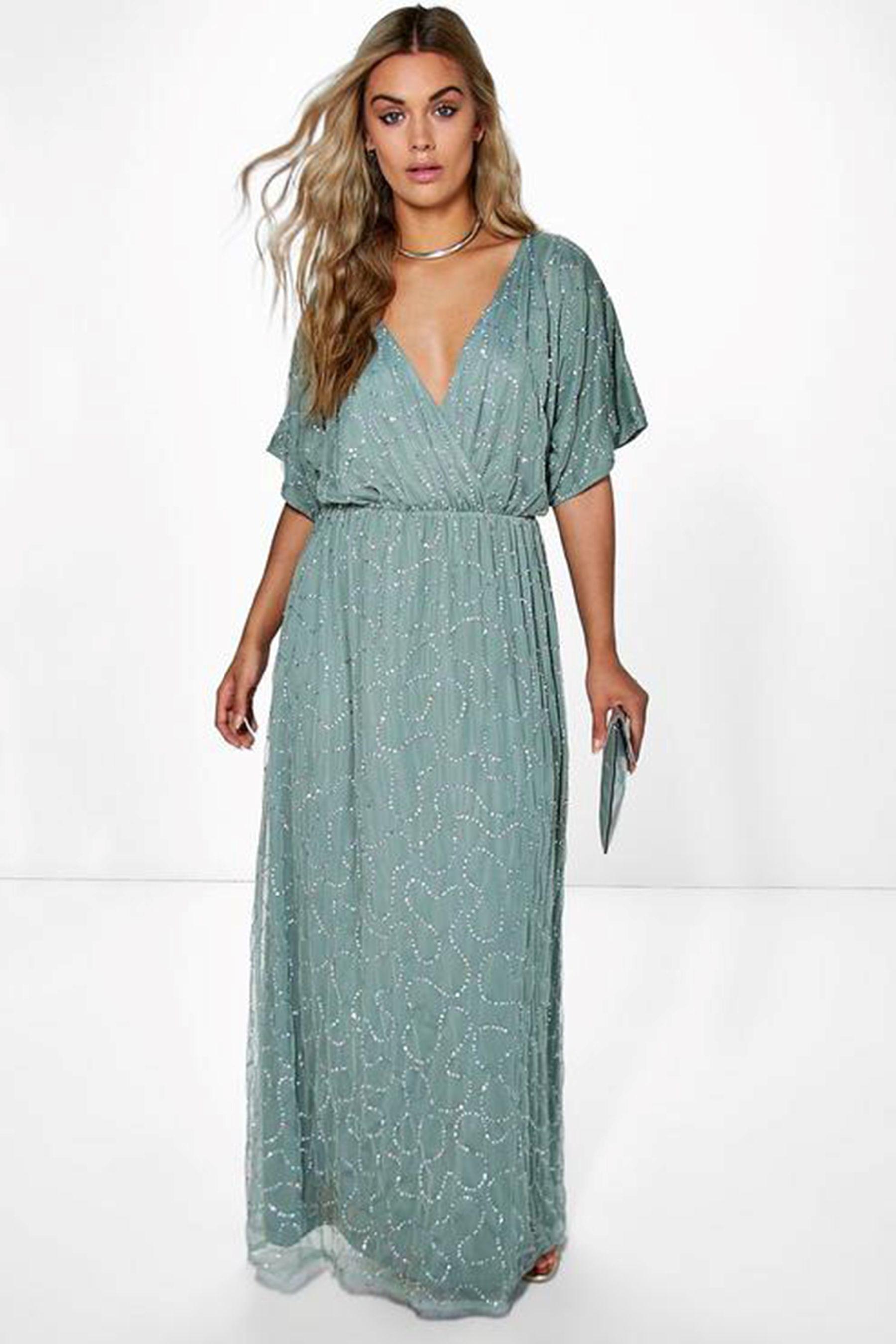 Boohoo Wedding Guest Dresses Plus Size – DACC