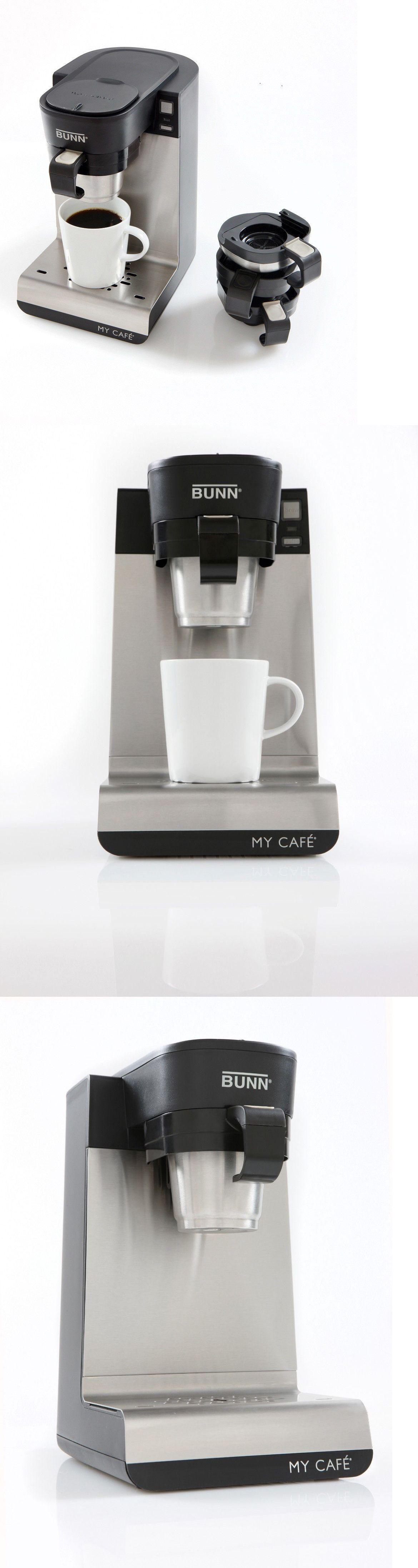 Filter Coffee Machines 184665 Bunn® My Café® Mcu Single
