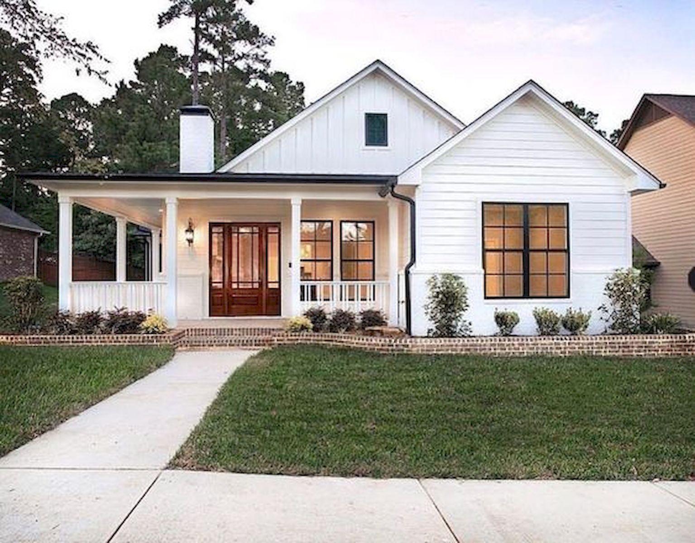33 Best Modern Farmhouse Exterior Design Ideas 17 Modern Farmhouse Exterior House Exterior Farmhouse Exterior