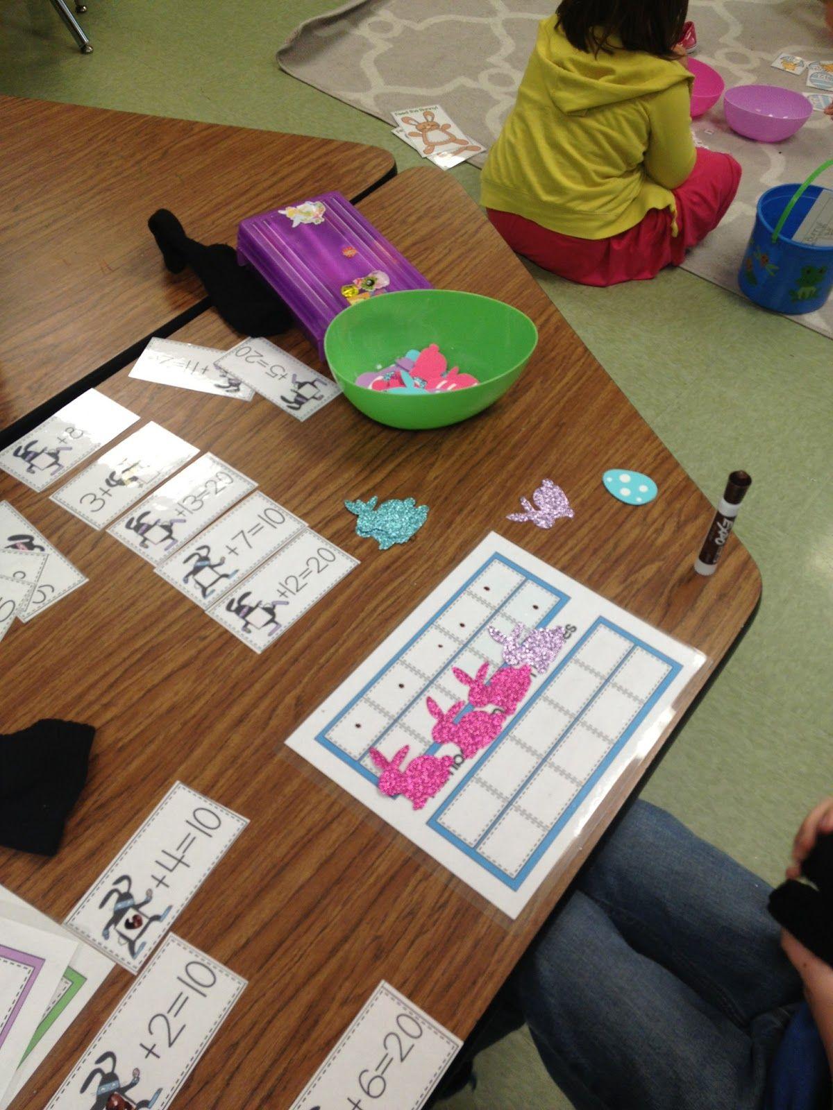 Tunstall's Teaching Tidbits: Spring Math