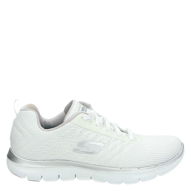 Skechers Flex Appeal 2.0 Lage sneakers voor dames Wit