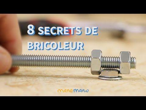 1) Astuces Bricolage ! 8 Diy Hacks Pour Votre Atelier [Tuto