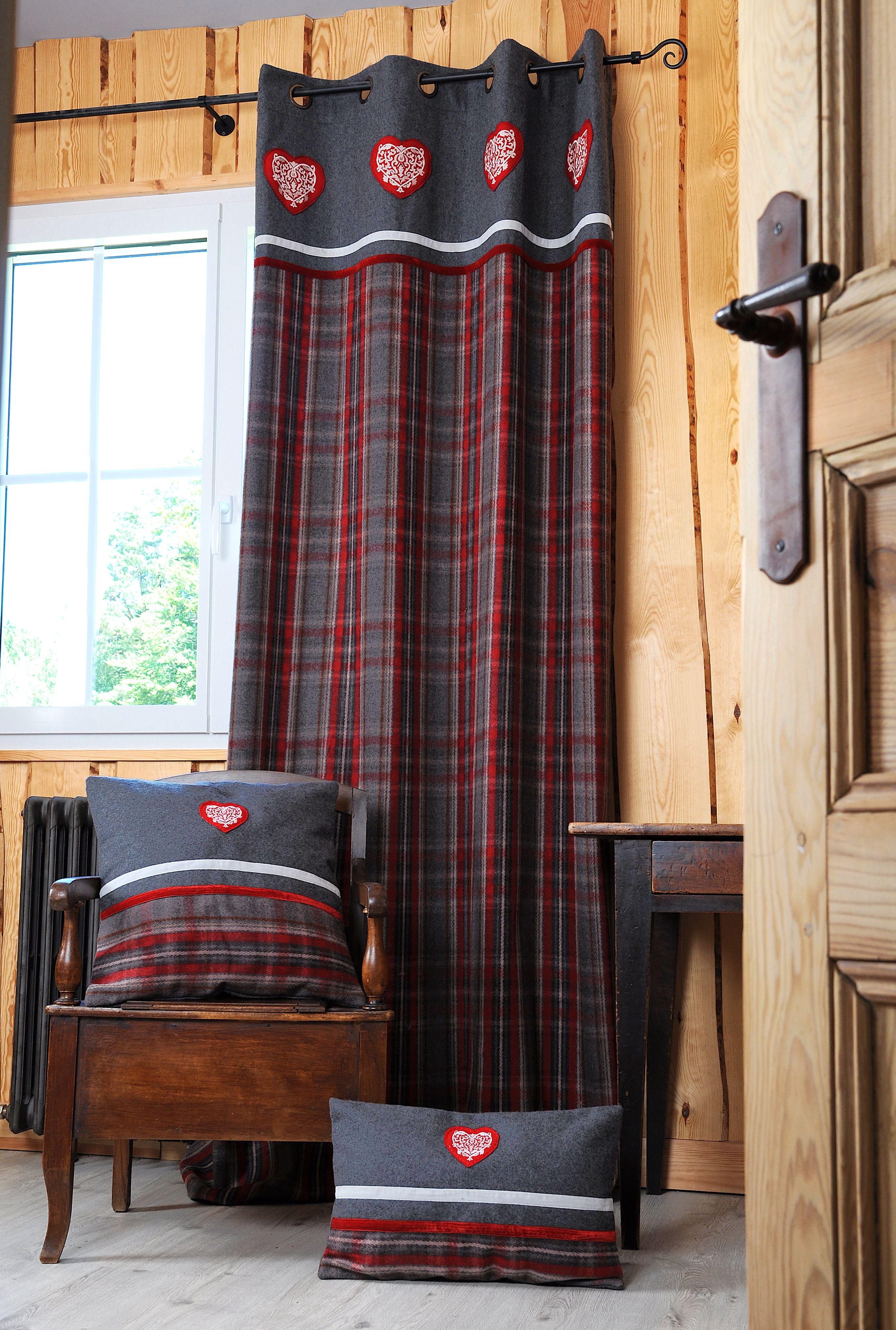 Rideaux à motif tartan chez Stof : 10 rideaux cosy pour passer l ...