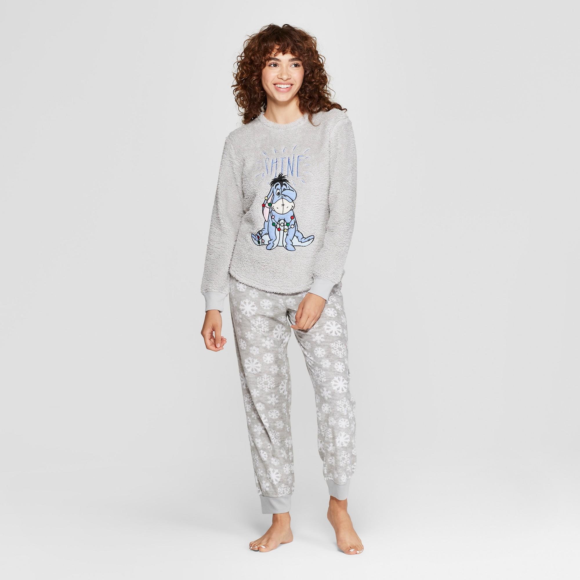 Short Ladies Pyjamas Pjs Womens Disney Eeyore Is It The Weekend Yet