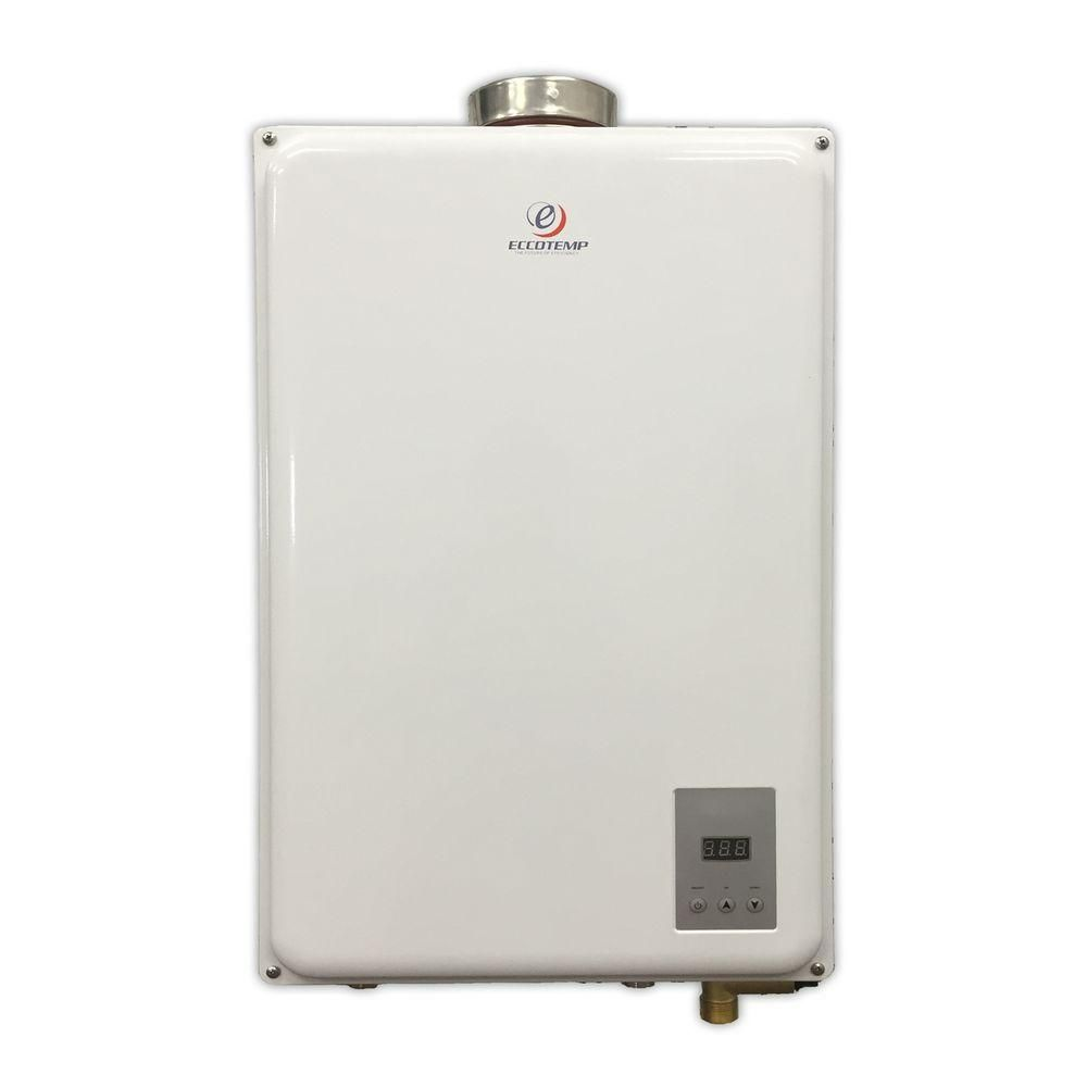 Pros and cons of gas tankless water heaters - Eccotemp 45hi Lp Tankless Water Heater