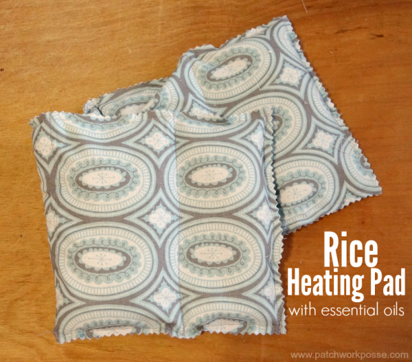 How to Sew a Heating Pad | fabric crafts | Pinterest