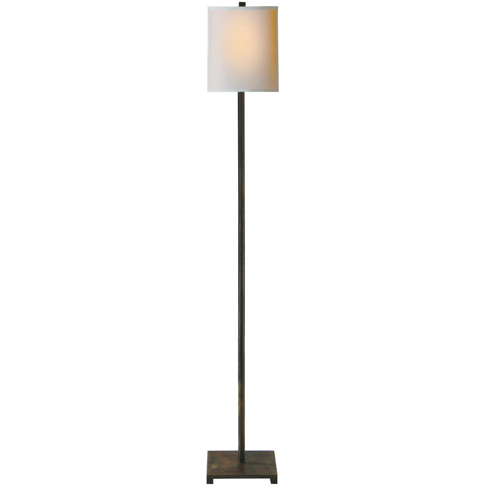 creative product wrought floor iron lamp