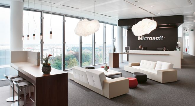 Office Tour Microsoft Belgium Offices Pinterest Building ideas - innovatives interieur design microsoft