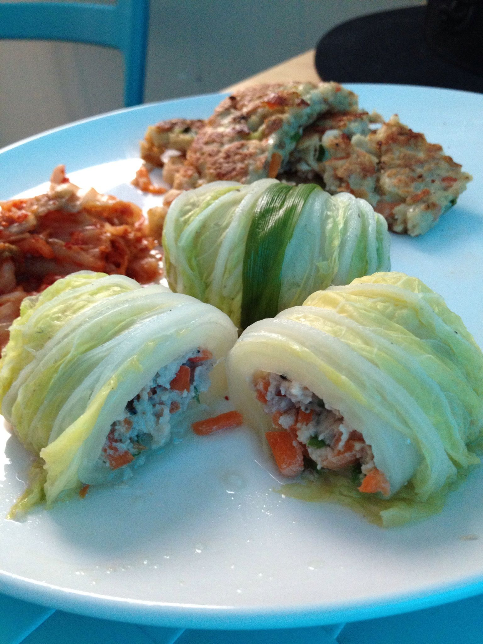 Cook Steamed Chinese Cabbage Meat Roll Dim Sum Recipe Clean Eating Recipes Cabbage Dim Sum Recipes