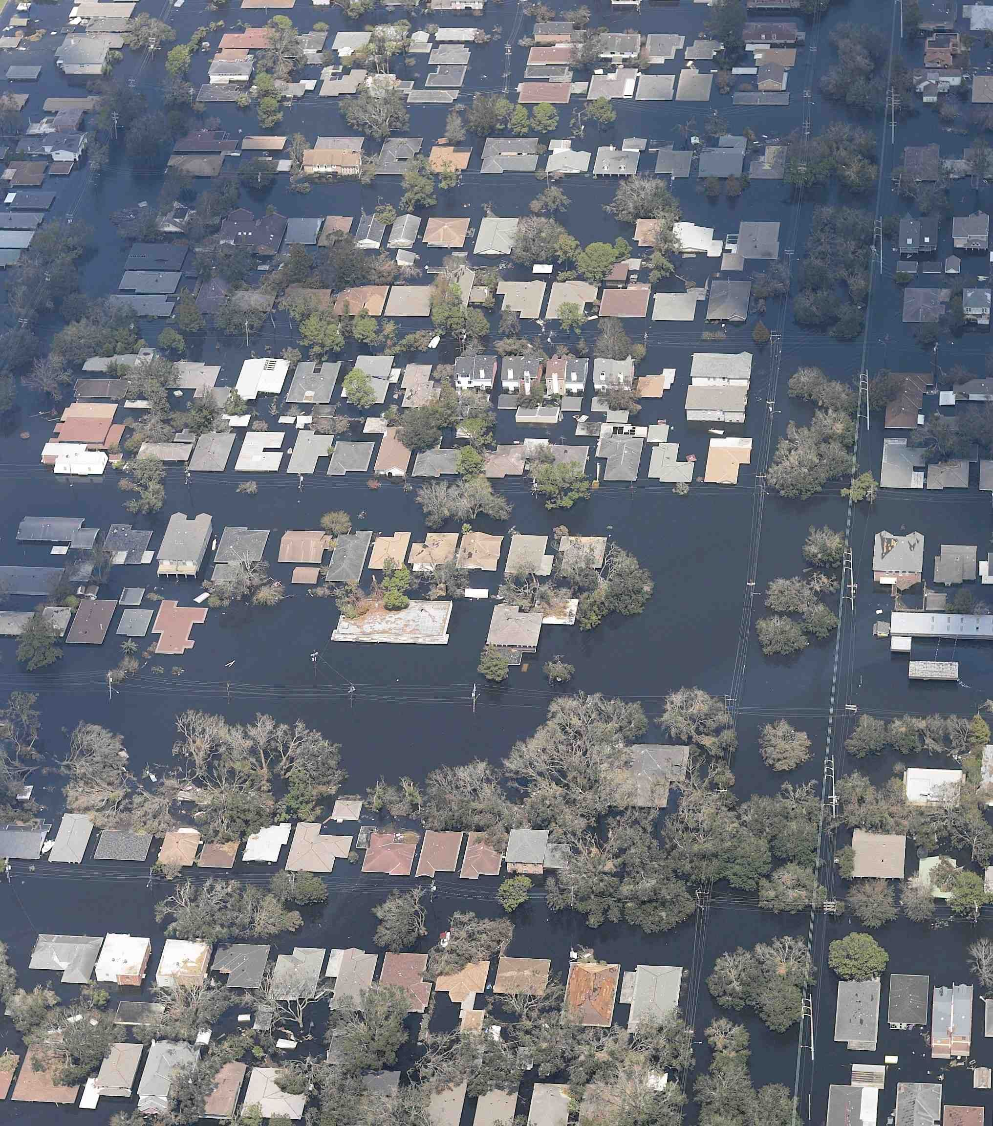 Lakeview Became Lakelife Hurricane Katrina Us Army Corps Of