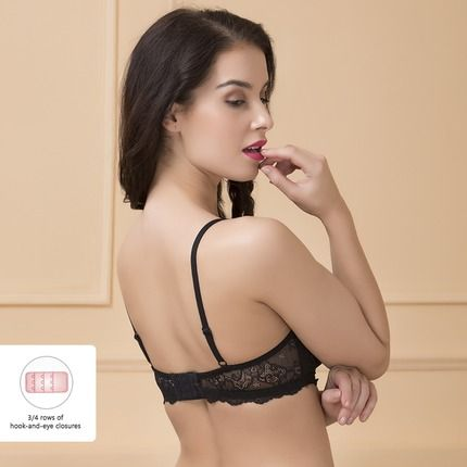 db1c8abfa1e Buy Lace Padded Underwired Bra Online India