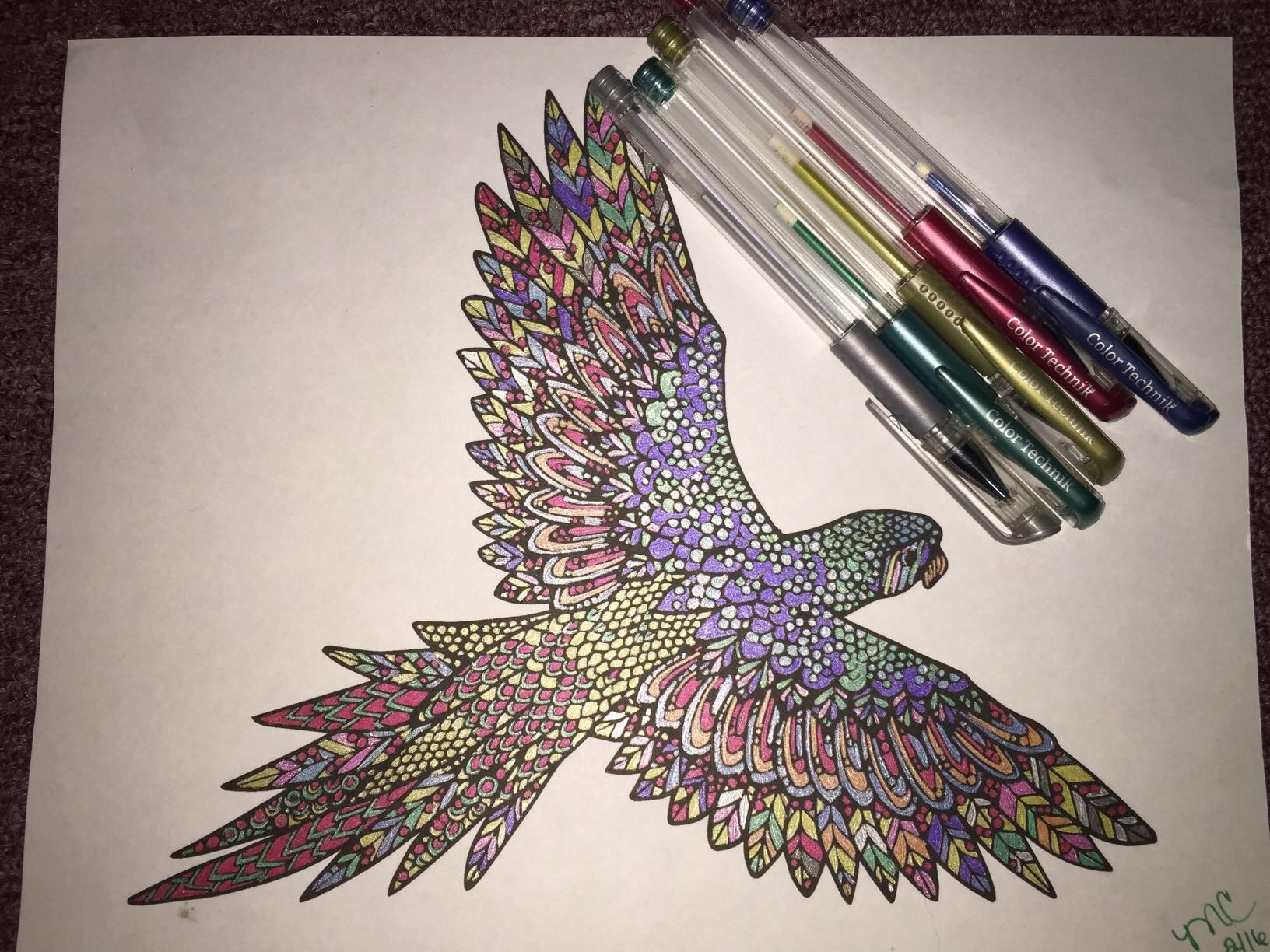 Best Gel Pen Colors With Comfort Grip Enhance Your Adult Coloring Book Experience Now