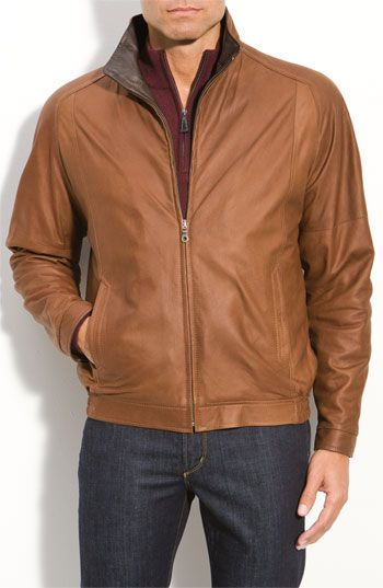 4d3d04aad Remy Leather  Lite  Lambskin Leather Jacket available at  Nordstrom ...