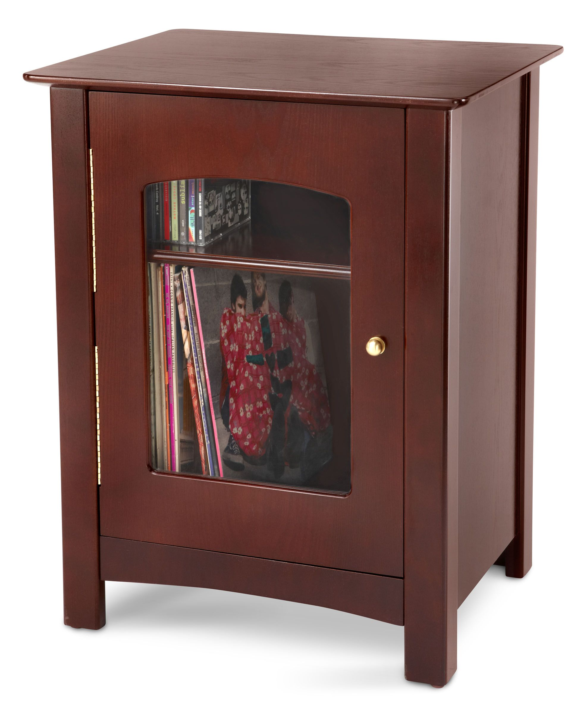 Crosley Bardstown Stand Cherry Crosley Turntablestand Recordstand Furniture Vintage Office Furniture Home Entertainment Furniture Office Furniture Set