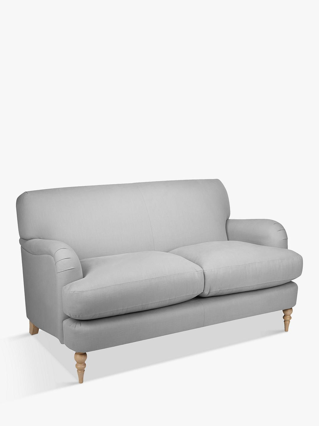 John Lewis Partners Harrogate High Back Small 2 Seater Sofa 2 Seater Sofa Seater Sofa Sofa