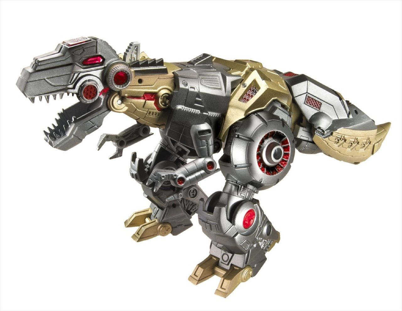 Fall of cybertron grimlock dino mode action figures - Dinosaure transformers ...