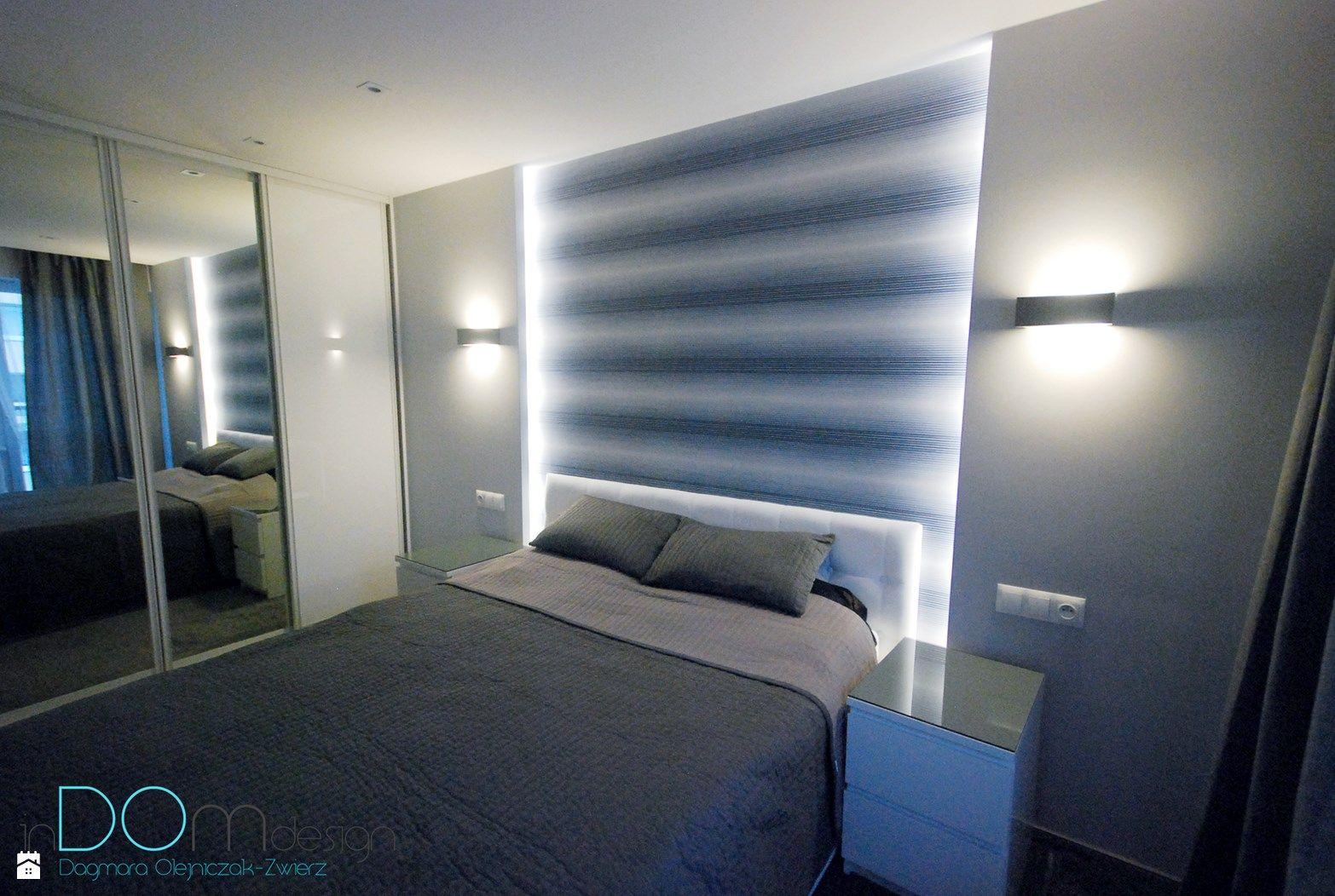 Niebieska Sypialnia Zdjęcie Od Indomdesign Sypialnia Styl