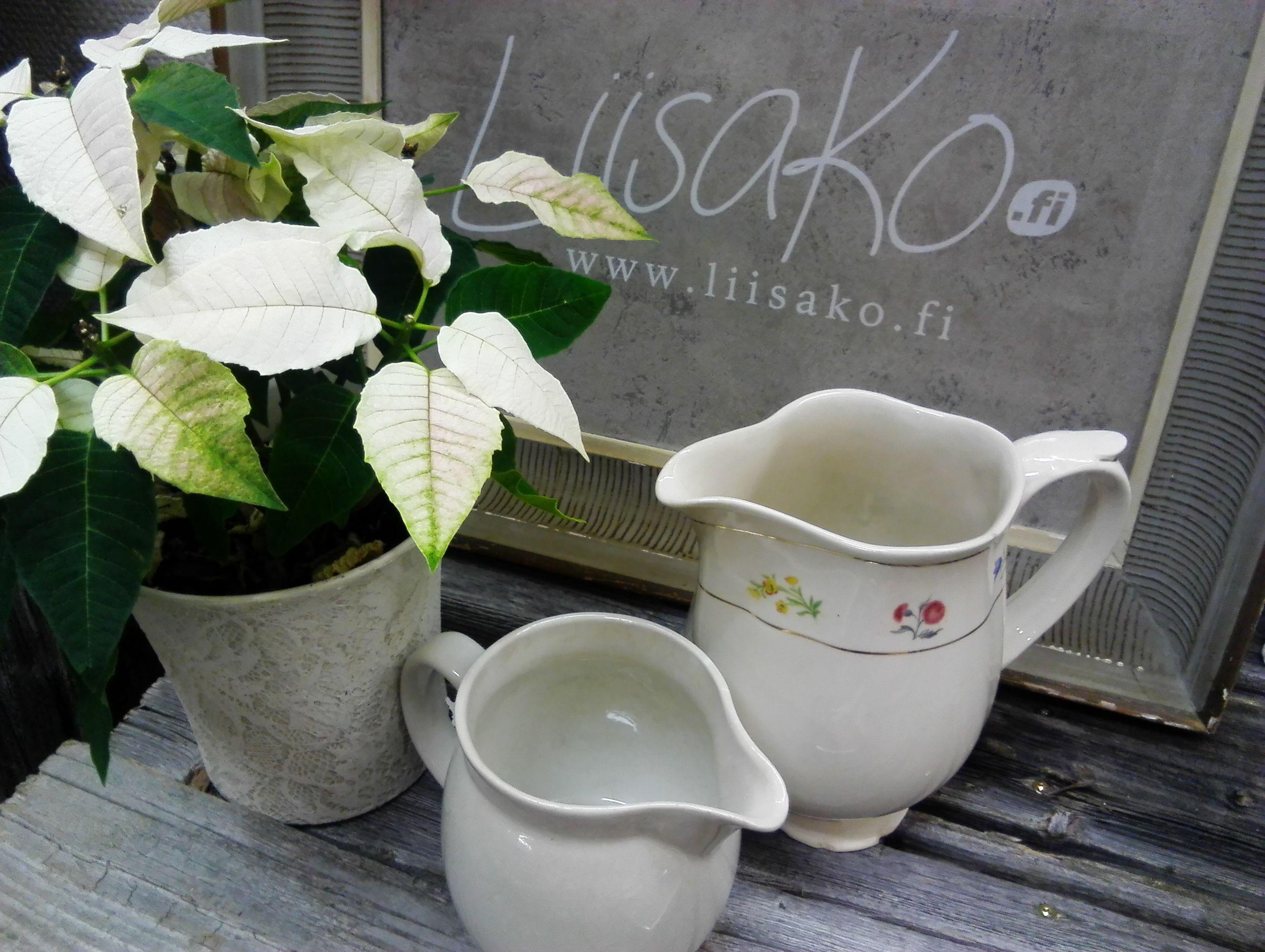 LiisaKon Puoti Puistolinnassa avoinna su 18.12.2016