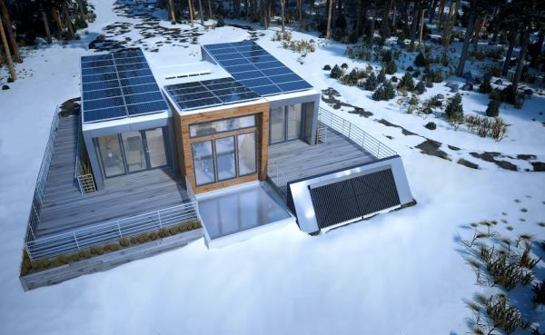Best Green Homes Designs at the Solar Decathlon 2013 | Decathlon ...