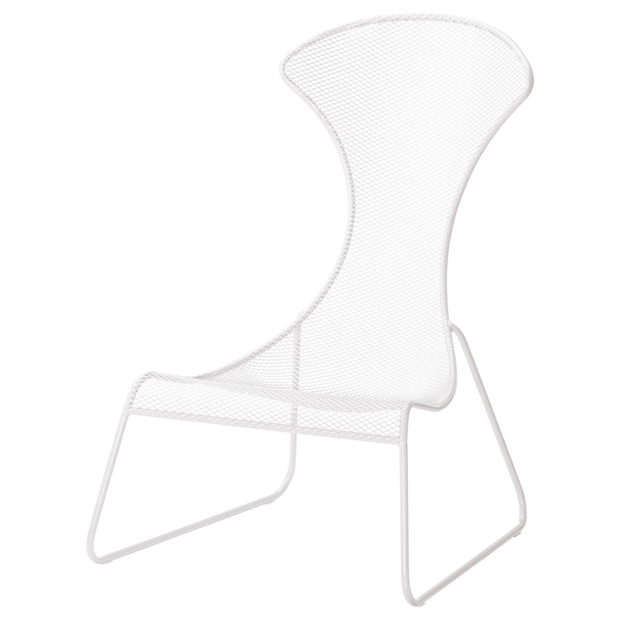 IKEA PS 2012 Easy chair - white - IKEA | Patio Furniture ...