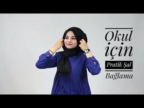 Youtube Moda Stilleri Sal Basortusu Modasi