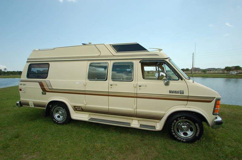 1989 Dodge Westside Van L E R Xr 2n For Sale Cocoa Fl Rvt