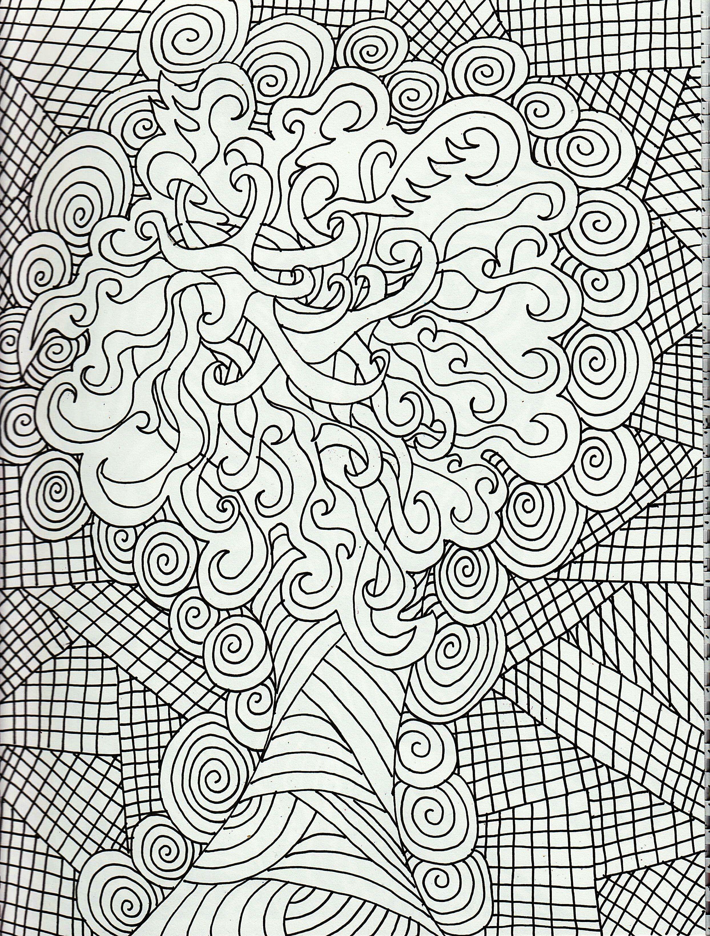 rihanna coloring page