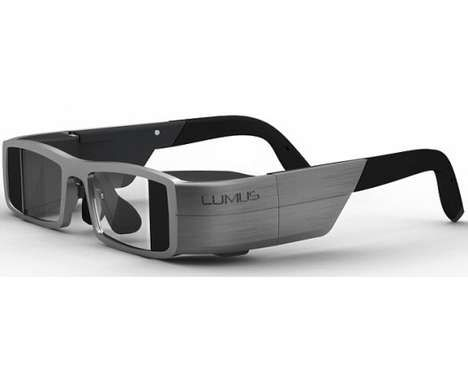 15 Virtual Reality Eyewear Finds - From Educational Magnifying Glasses to Digital Camera Sunglasses
