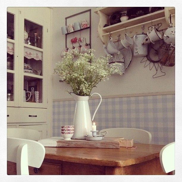 Interesting Facts About Shabby Chic Country Kitchen Design: Shabby And Charme: Romantic Vintage Nel Cottage Di Suzanne