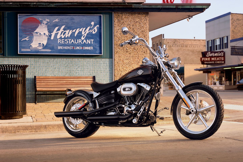 FXCWC Rocker C | Harley Davidson motorcycles | Pinterest | Rockers